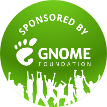 GNOME Foundation Sponsorship Logo